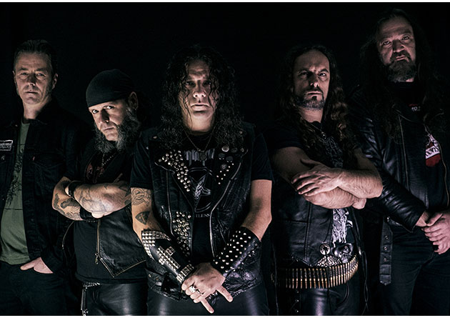 "DOOMRAISER: disponibile il lyric video di ""The Dark Side of Old Europa"""