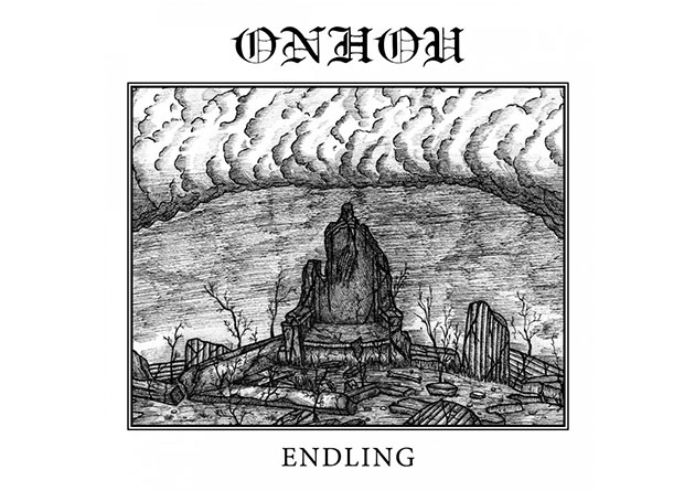 "Onhou: ""Endling"" (NL Doom/Sludge) – Watch New music video of ""Dire"" – Tartarus Records"