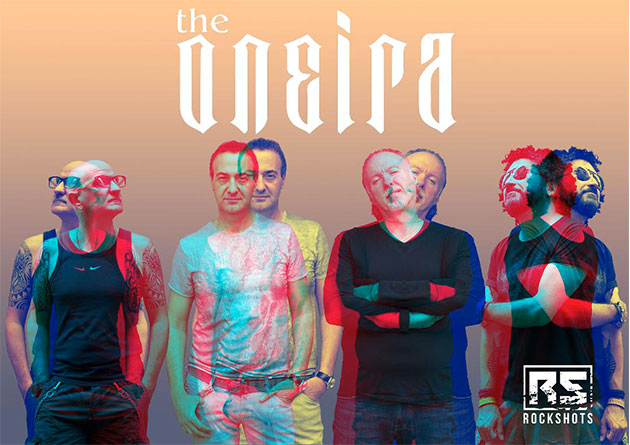 THE ONEIRA: New album 'Injection' out March 13 via Rockshots Records!