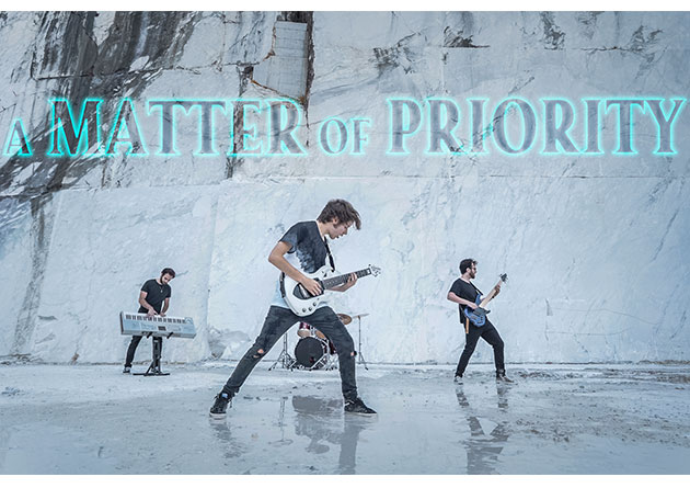 "ALBERTO BARSI: ONLINE IL VIDEO DI ""A MATTER OF PRIORITY"""
