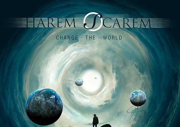 "HAREM SCAREM: ""Change The World"" (Lyric Video) – OUT NOW"