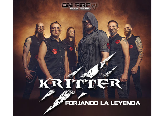 "KRITTER: ""THE FUCKENING. FORJANDO LEYENDA"" 2020 – On Fire Records"