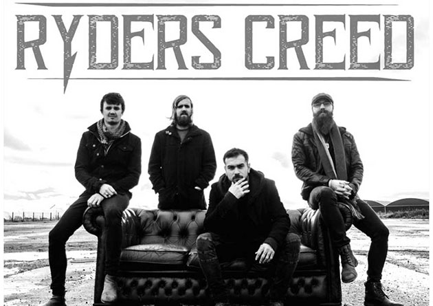 RYDERS CREED Reveal 'Lost Souls' Album Artwork, Track Listing and Pre-Order Details