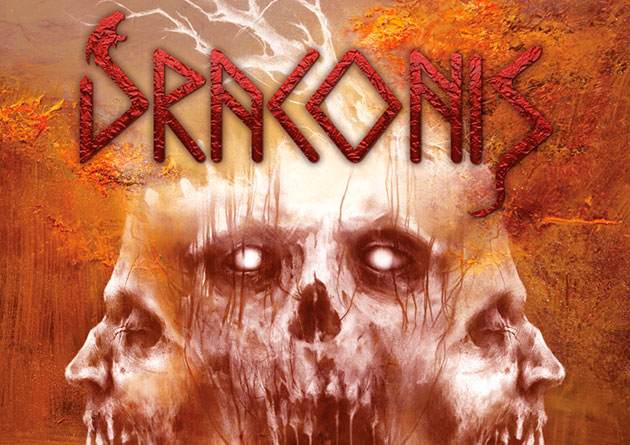 "Argentina Death-legends DRACONIS: ""Anthems for an eternal Battle"" – Brutal Records"