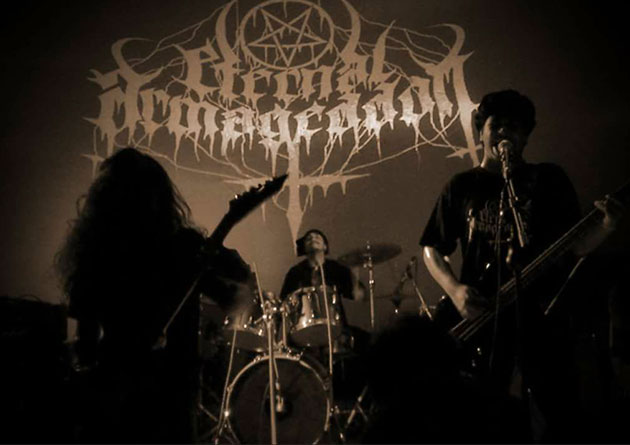 "Eternal Armageddon: ""In Light In Dark In Hate"" – Bengal Black/Thrash Metal combo – Independent 10 April 2020"