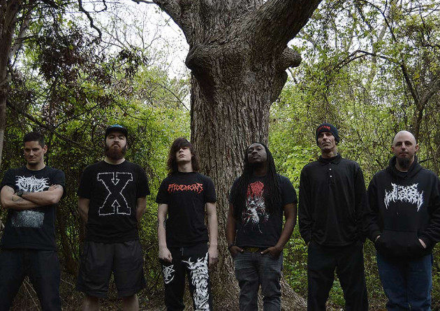 Texas Murder Crew, featuring ex-Devourment guitarist Kevin Clark, to release ultra brutal debut album through Comatose Music