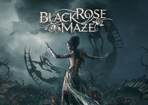 BLACK ROSE MAZE: Check out first single and video, 'In The Dark'