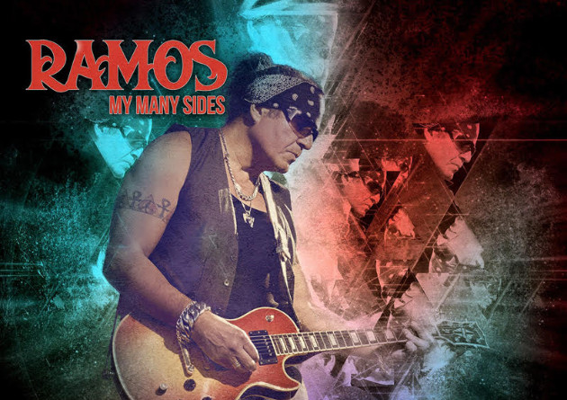 "Guitarist Josh Ramos (Hardline, The Storm, Two Fires) has announced his new solo album, ""My Many Sides"" will be released on August 7, 2020"