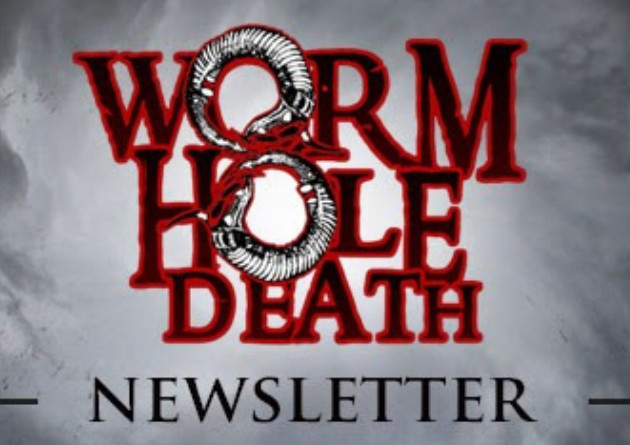 WORMHOLEDEATH NEWSLETTER: Wail's 3rd single is out now and New Releases