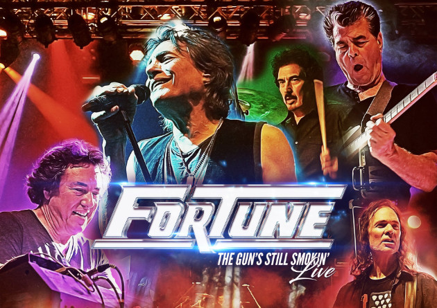 "FORTUNE: ""The Gun's Still Smokin' Live"" – Out Now"