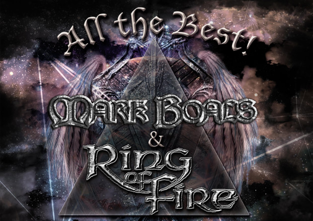"Mark Boals & Ring Of Fire Announce ""All The Best!"" Collection"