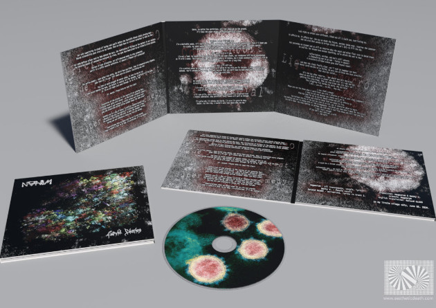 """Nagaarum (HU): """"Covid Diaries"""" – Psychedelic, ambient, noise, metal"""