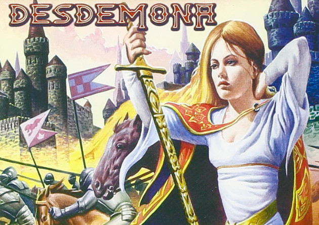 "Desdemona: ""Lady of the Lore"" – Digital Reprint"