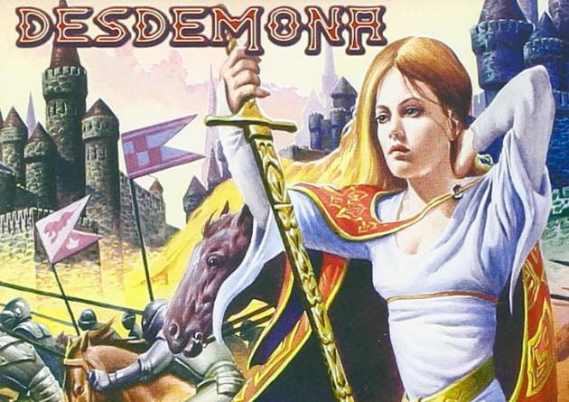 "Desdemona: ""Lady of the Lore"" – Digital Reprint"