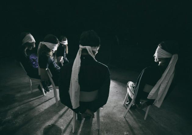 """DYSTOPIA (NL): Dutch black metallers premiere new album """"Geen Weg Uit"""""""