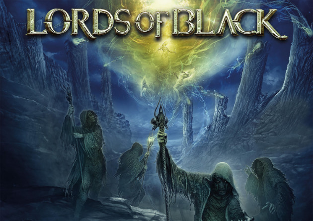 "LORDS OF BLACK announce new studio album ""ALCHEMY OF SOULS, PT. I"" Due November 6, 2020"