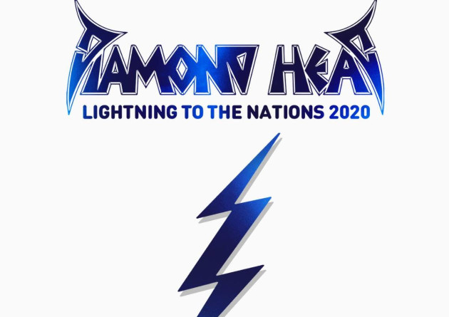 "DIAMOND HEAD Releases Second Single, ""Am I Evil?,"" From Lightning To The Nations 2020, Set For Release November 27th"