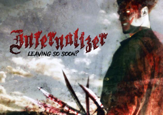 Infernalizer (ft. Claudio Ravinale of Disarmonia Mundi) Premiere Debut Single – Rockshots Records