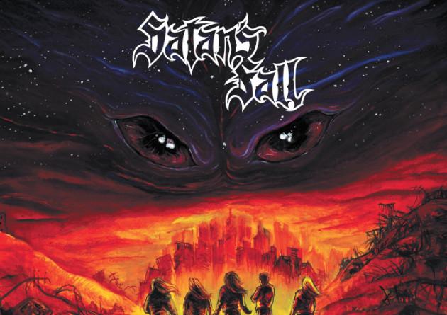 SATAN'S FALL – Final Day – High Roller Records