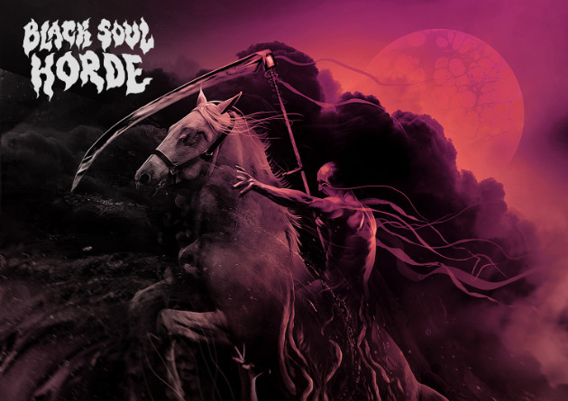 "Black Soul Horde: ""Land Of Demise"" – Epic and Powerful Heavy Metal Out Now"