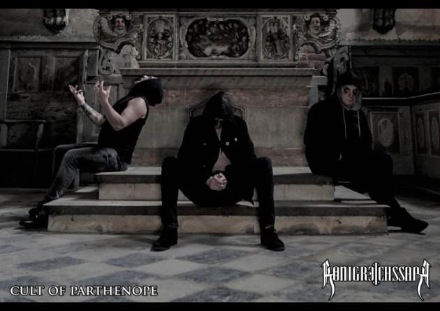 "I black metallers Polacchi Königreichssaal rivelano il brano ""Der Kreuzweg"", dal loro prossimo album ""Witnessing The Dearth"""