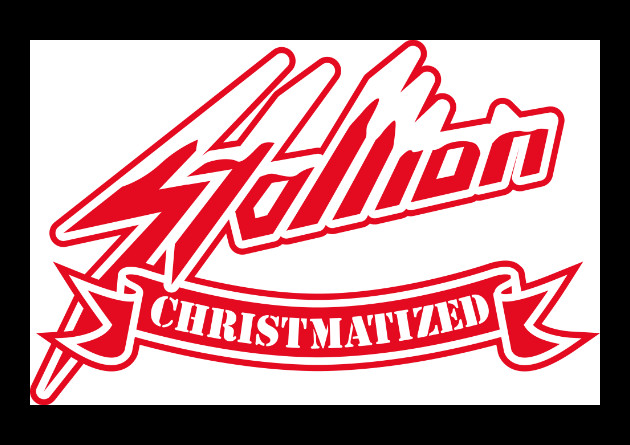 STALLION – Christmatized (EP) – Glory Stables Records