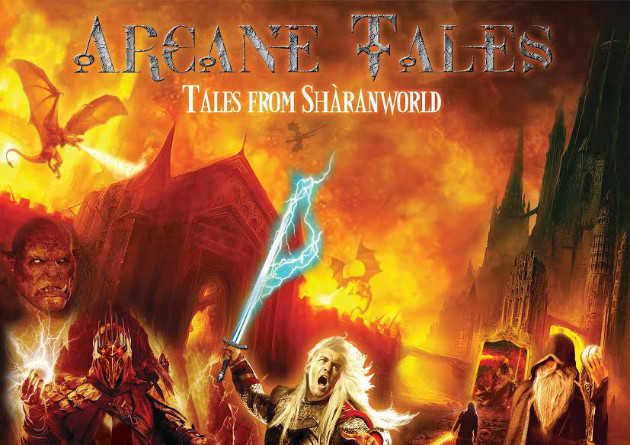 ARCANE TALES: Secondo singolo e lyric video disponibili (Power/symphonic Metal)