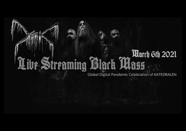 """MORK: live in streaming gratuito per celebrare l'uscita di """"Katedralen"""""""