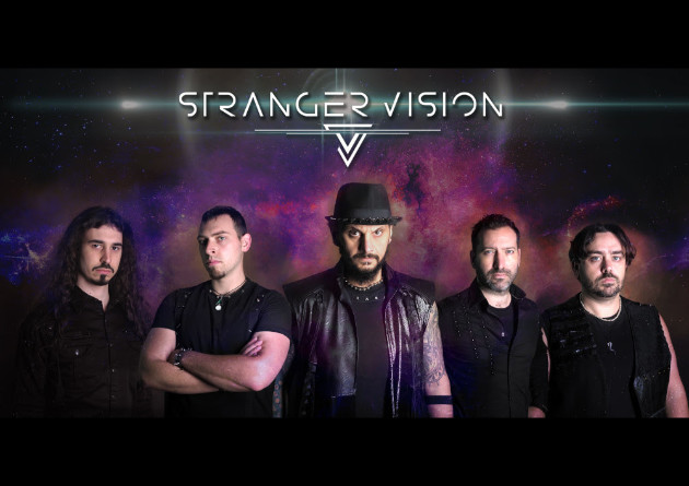 STRANGER VISION – pubblicano il video del nuovo singolo 'Rage'. In finale dell'Imagination Song Contest dei Blind Guardian