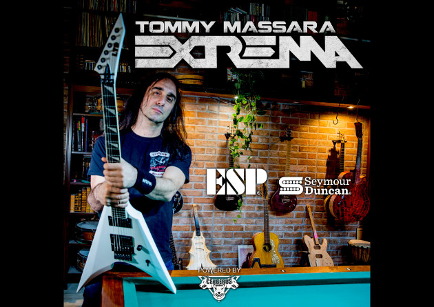 EXTREMA: nuovo endorsement per Tommy Massara