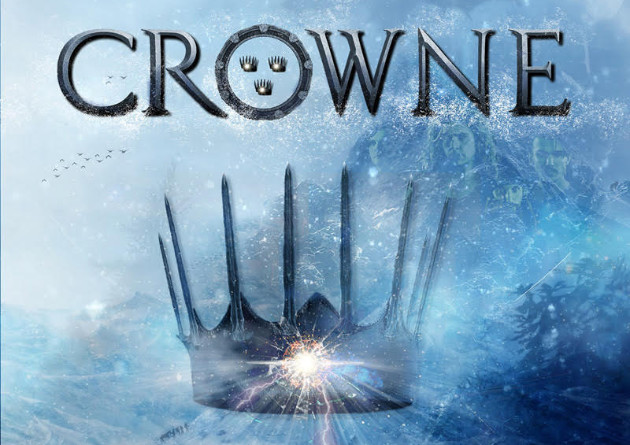"SWEDEN'S CROWNE Announce Debut Album ""KINGS IN THE NORTH"" Out June 18, 2021"