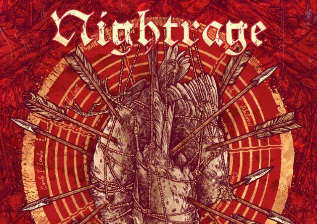 NIGHTRAGE – pubblicano il lyric video del nuovo singolo 'Abyss Rising'
