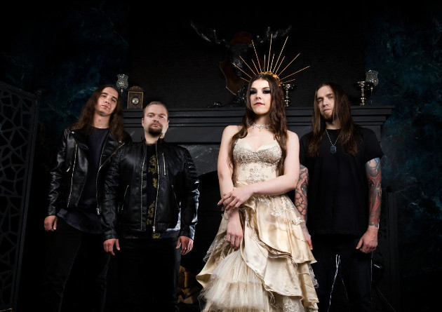 SHININGSTAR: la symphonic metal band russa firma per Time To Kill Records