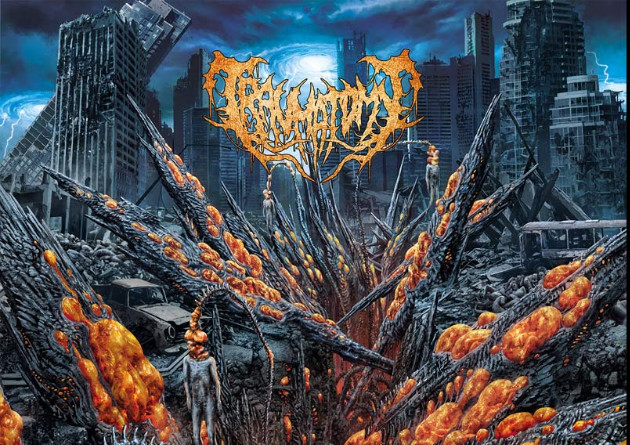 Traumatomy – Extirpation Paradigms – Brutal Death Metal The Gore House Way!