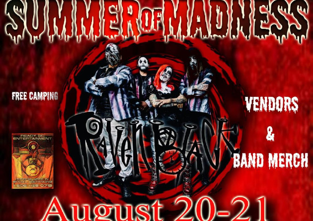 SUMMER OF MADNESS FEST 2021 AUG 20 – AUG 21