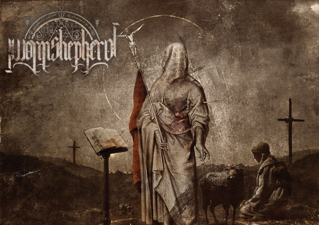 "American blackened-death act Worm Shepherd have announced the release of their debut album ""In The Wake Ov Sòl"""