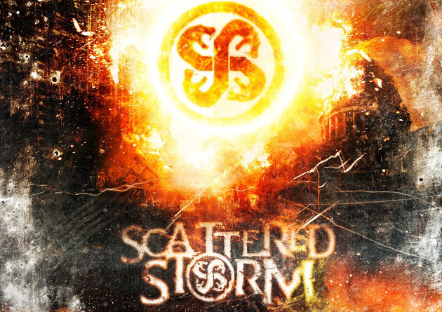 """Scattered Storm (ft. members Pissing Razors) Get Aggressive w/ Relentless """"Aeon Flux"""" Off """"Debut EP"""