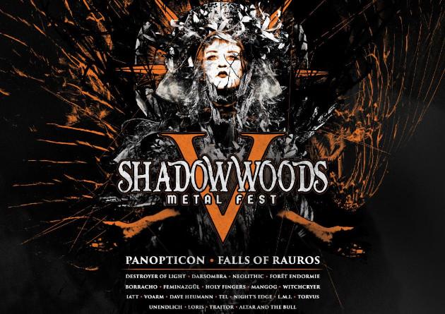 Panopticon To Headline Shadow Woods Metal Fest V