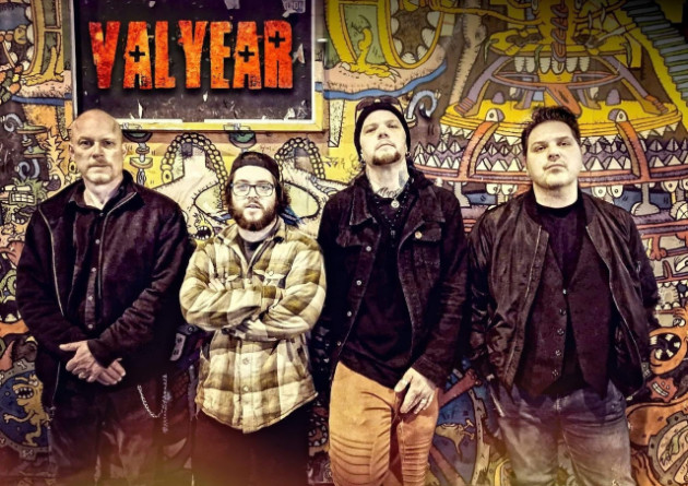 """VALYEAR: Sign to Wormholedeath and Announce """"Revolution Fear"""" Album"""