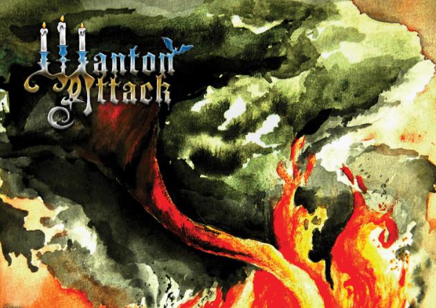 WANTON ATTACK – Wanton Attack – No Remorse Records