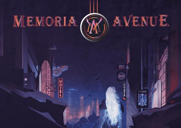 MEMORIA AVENUE Announce Debut Album Self-Titled Release Due November 5, 2021