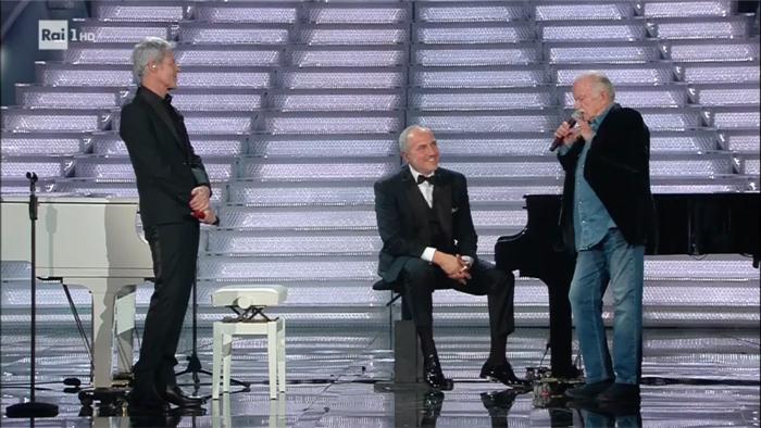 Sanremo 2018: Gino Paoli, Danilo Rea e Sergio Cammariere ospiti all'Ariston. Scopri le date dei concerti.