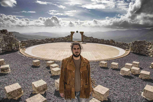 Libero Reina: Dal Teatro Andromeda di Santo Stefano Quisquina in Sicilia, a quello di Bucine (Arezzo)