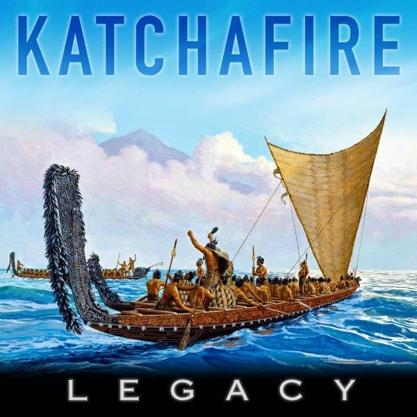"NZ Roots Reggae Ambassadors KATCHAFIRE to release 5th studio album: ""LEGACY"" - JUNE 1"
