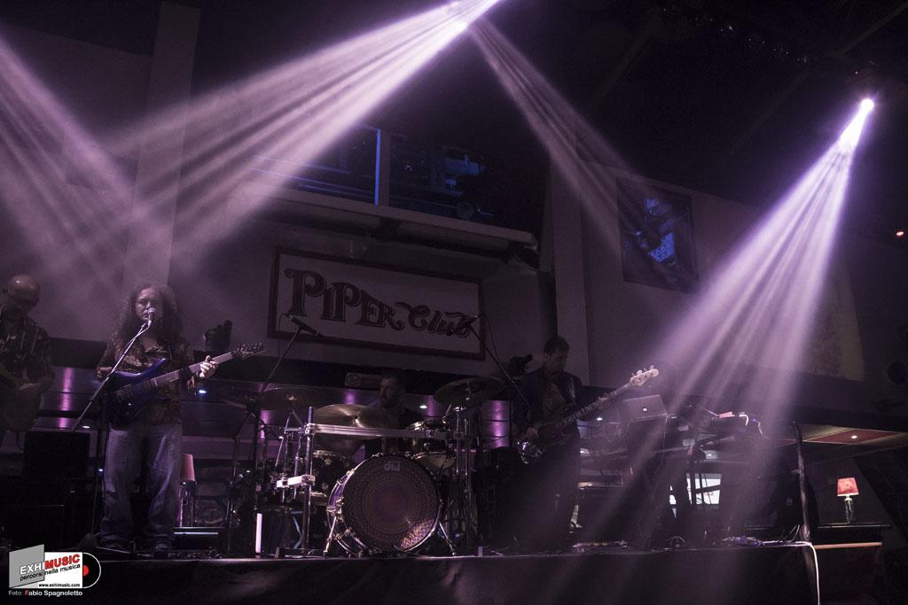 Il Piper di Roma ricorda i PINK FLOYD 50 anni dopo con un concerto e una mostra