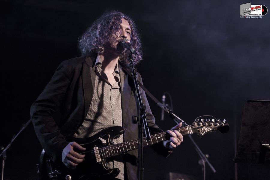 ALESSIO BONOMO Live @MONK ROMA del 16 maggio 2018. Foto gallery di Fabio Spagnoletto