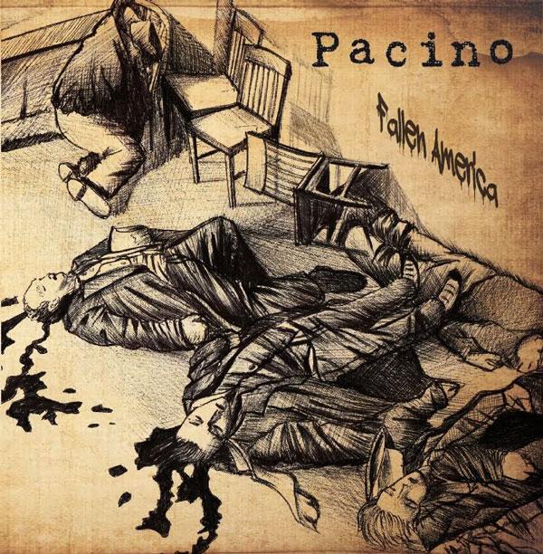 """Pacino: nuova band in casa Sneakout Records per la pubblicazione del debut album """"Fallen America"""" in uscita il 1° giugno"""