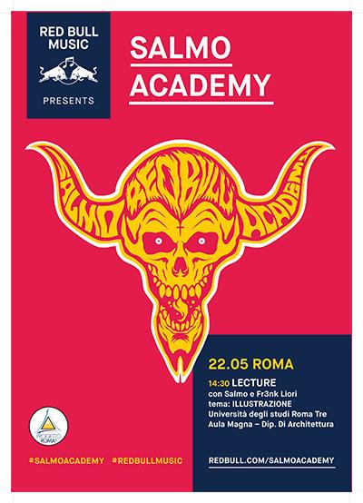 SALMO ACADEMY domani a ROMA - Università degli Studi Roma Tre
