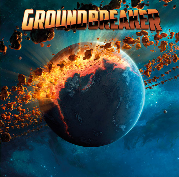 "GROUNDBREAKER: ""Over My Shoulder"", Brand new single - OUT NOW - Frontiers Music s.r.l."