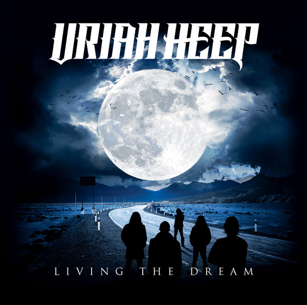 "URIAH HEEP: ""Grazed By Heaven"" - Brand new single from ""Living The Dream"" -  Frontiers Music s.r.l."